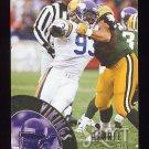 1994 Select Football #132 John Randle - Minnesota Vikings
