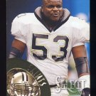 1994 Select Football #109 Vaughan Johnson - New Orleans Saints