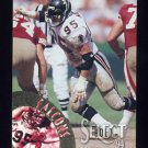 1994 Select Football #041 Pierce Holt - Atlanta Falcons