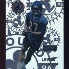 1994 Playoff Football #235 Lewis Tillman - Chicago Bears