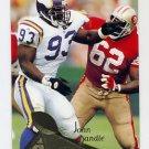1994 Pinnacle Football #236 John Randle - Minnesota Vikings