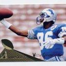 1994 Pinnacle Football #146 Willie Green - Detroit Lions