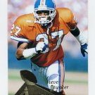 1994 Pinnacle Football #050 Steve Atwater - Denver Broncos