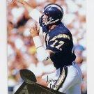 1994 Pinnacle Football #048 John Friesz - Washington Redskins