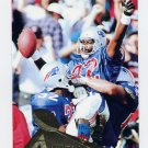 1994 Pinnacle Football #045 Vincent Brisby - New England Patriots