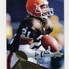 1994 Pinnacle Football #002 Eric Metcalf - Cleveland Browns