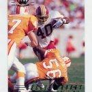 1994 Pacific Football #389 Reggie Brooks - Washington Redskins