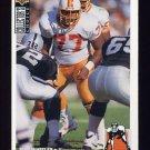 1994 Collector's Choice Football #267 Mark Wheeler - Tampa Bay Buccaneers