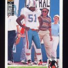 1994 Collector's Choice Football #111 Bryan Cox - Miami Dolphins