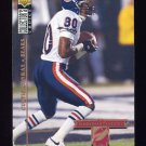 1994 Collector's Choice Football #051 Curtis Conway - Chicago Bears