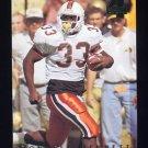 1994 Classic Four Sport Football #105 Donnell Bennett - Kansas City Chiefs