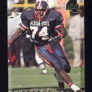1994 Classic Four Sport Football #102 Fernando Smith - Minnesota Vikings