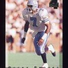 1994 Classic Four Sport Football #095 Bucky Brooks - Buffalo Bills