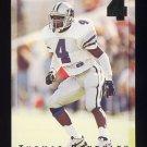 1994 Classic Four Sport Football #094 Thomas Randolph - New York Giants