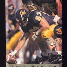 1994 Classic Four Sport Football #082 Eric Mahlum - Indianapolis Colts