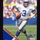 1994 Classic Football #098 Rick Mirer - Seattle Seahawks