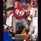 1994 Classic Football #087 Tim Bowens - Miami Dolphins