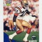 1994 Classic Football #076 Marvin Goodwin - Philadelphia Eagles