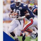 1994 Classic Football #070 Tony Richardson - Dallas Cowboys