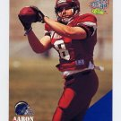 1994 Classic Football #062 Aaron Laing - San Diego Chargers