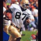 1994 Classic Football #053 Lake Dawson - Kansas City Chiefs