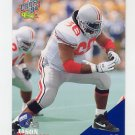 1994 Classic Football #042 Jason Winrow - New York Giants