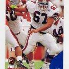 1994 Classic Football #021 Tre Johnson - Washington Redskins