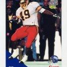 1994 Classic Football #020 Eric Gant - New York Giants