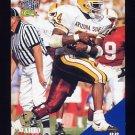 1994 Classic Football #015 Mario Bates - New Orleans Saints