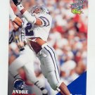 1994 Classic Football #009 Andre Coleman - San Diego Chargers