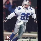 1994 Bowman Football #278 Kevin Smith - Dallas Cowboys