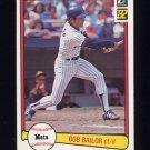 1982 Donruss Baseball #308 Bob Bailor - New York Mets