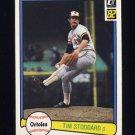 1982 Donruss Baseball #131 Tim Stoddard - Baltimore Orioles