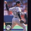 1994 Donruss Baseball #323 Gary Wayne - Colorado Rockies