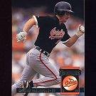 1994 Donruss Baseball #243 Mike Pagliarulo - Baltimore Orioles