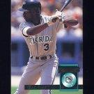 1994 Donruss Baseball #241 Carl Everett - Florida Marlins