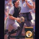 1994 Donruss Baseball #217 Don Slaught - Pittsburgh Pirates