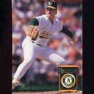 1994 Donruss Baseball #169 Rick Honeycutt - Oakland A's
