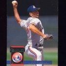 1994 Donruss Baseball #123 Jeff Fassero - Montreal Expos