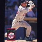 1994 Donruss Baseball #085 Jeff Roboulet - Minnesota Twins