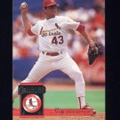 1994 Donruss Baseball #060 Rene Arocha - St. Louis Cardinals
