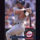 1994 Donruss Baseball #055 Pedro Munoz - Minnesota Twins