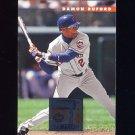1996 Donruss Baseball #544 Damon Buford - New York Mets