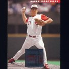 1996 Donruss Baseball #540 Mark Portugal - Cincinnati Reds