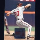 1996 Donruss Baseball #522 Kent Mercker - Atlanta Braves