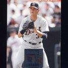 1996 Donruss Baseball #467 C.J. Nitkowski - Detroit Tigers