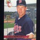 1993 Ultra Baseball #588 Mike Trombley - Minnesota Twins