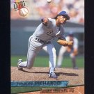 1993 Ultra Baseball #567 Hipolito Pichardo - Kansas City Royals