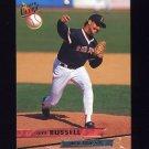 1993 Ultra Baseball #516 Jeff Russell - Boston Red Sox