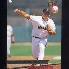 1993 Ultra Baseball #484 Dave Burba - San Francisco Giants